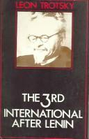 Download The Third International After Lenin