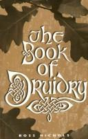 Download The Book of Druidry