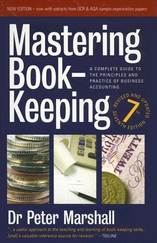 Download Mastering Book-Keeping