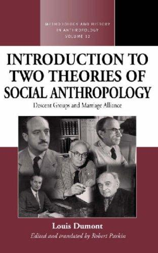 Download An introduction to two theories of social anthropology
