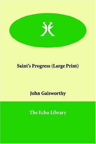 Saint's Progress (Large Print)