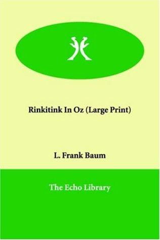 Download Rinkitink In Oz (Large Print)