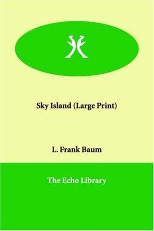 Download Sky Island (Large Print)