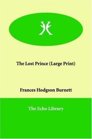 The Lost Prince (Large Print)