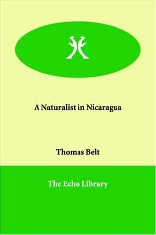 Download A Naturalist in Nicaragua