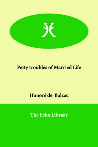 Download Petty troubles of Married Life