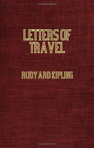 Letters Of Travel (1892-1913)