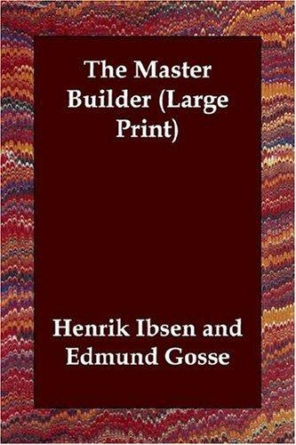 Download The Master Builder (Large Print)