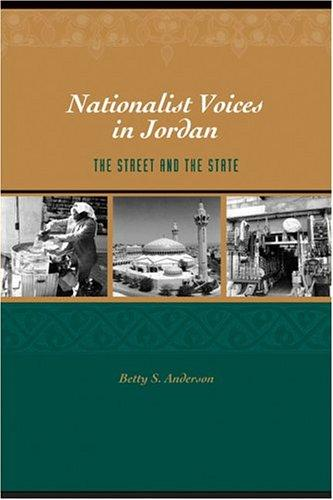 Download Nationalist Voices in Jordan