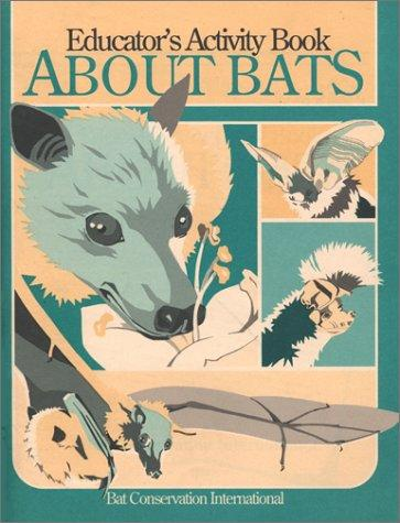 Download Educator's Activity Book about Bats