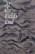 At the field's end