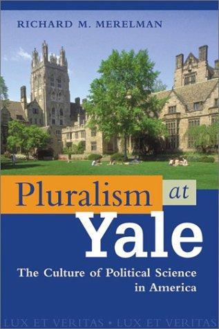 Pluralism at Yale