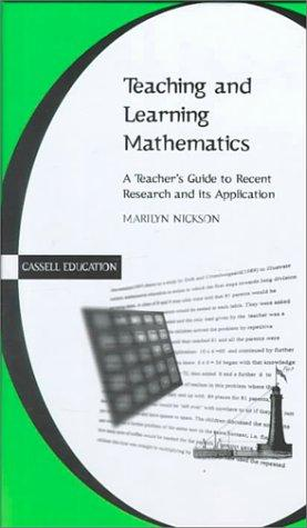 Download Teaching and Learning Mathematics