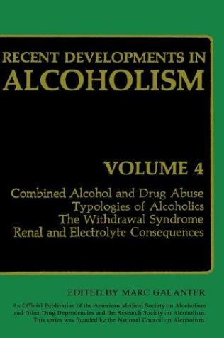 Download Recent Developments in Alcoholism