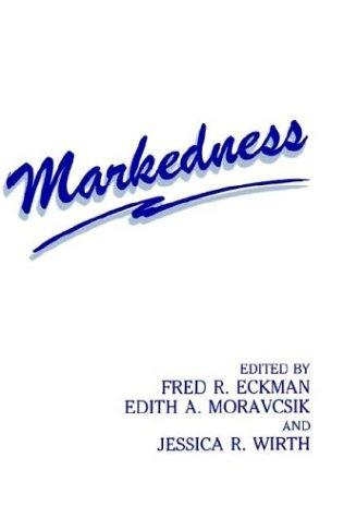 Image for Markedness
