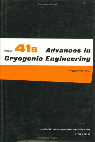 Download Advances in Cryogenic Engineering