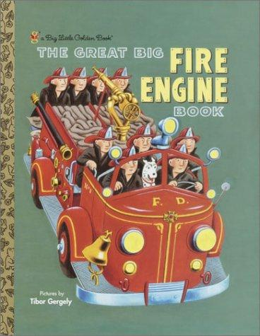 Download The Great Big Fire Engine Book