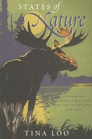 Thumbnail of States of Nature: Conserving Canada's Wildlife in the Twentieth Century (Nature/