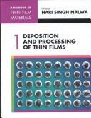 Handbook of Thin Film Materials