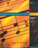 Download Harmonic Materials in Tonal Music