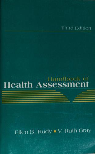 Download Handbook of health assessment