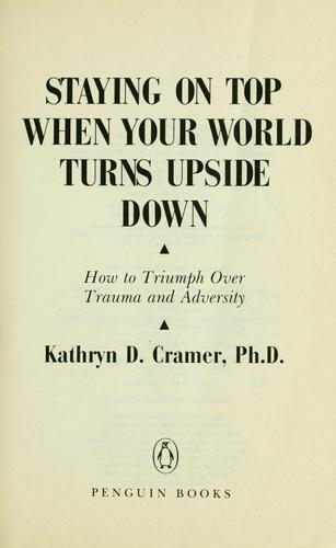 Download Staying on top when your world turns upside down