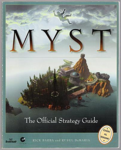 Myst: Official Game Secrets