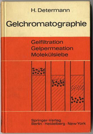 Gelchromatographie.