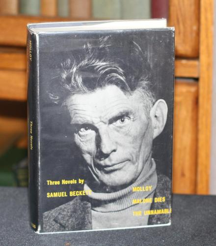 Three Novels by Samuel Beckett