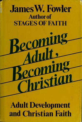 Download Becoming adult, becoming Christian