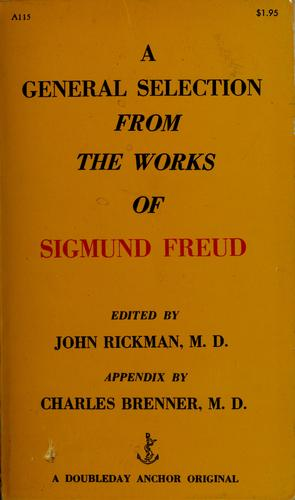 Download A general selection from the works of Sigmund Freud