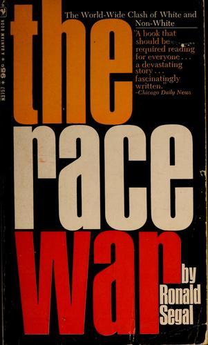 The race war.