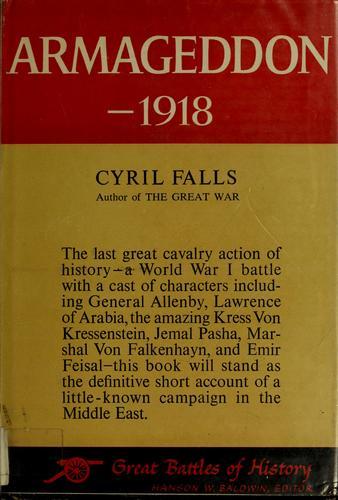 Armageddon: 1918.
