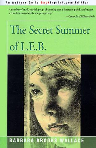 The Secret Summer of L.E.B.