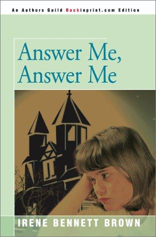 Download Answer Me, Answer Me