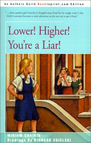 Download Lower! Higher! You're a Liar!