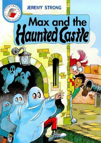 Max and the Haunted Castle (Red Storybook) by Jeremy Strong