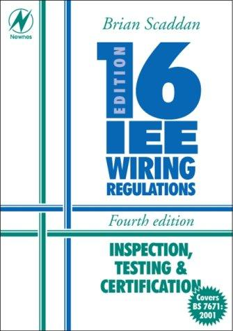 IEE Wiring Regulations