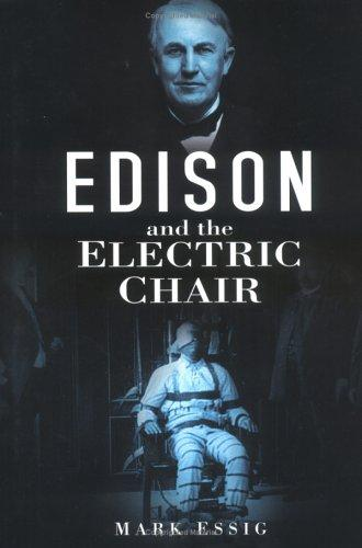 Download Edison and the Electric Chair