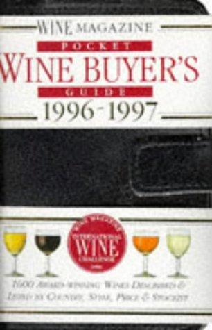 Download Pocket Wine Buyer's Guide (Pockets)