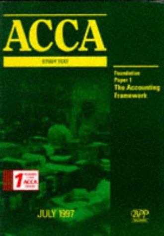 Download ACCA Study Text