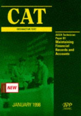 Download CAT Study Text (ACCA Accounting Technician S.)