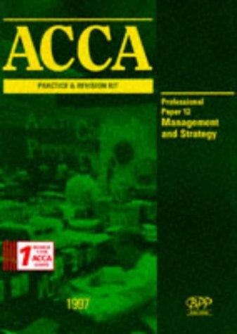 Download ACCA Practice and Revision Kit
