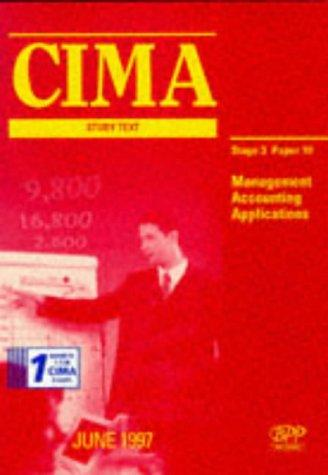 Download CIMA Study Text