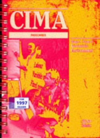 Download CIMA Passcard