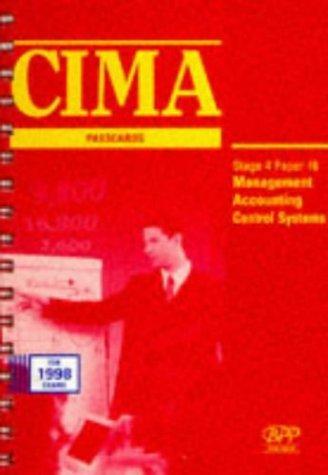 Download CIMA Passcard