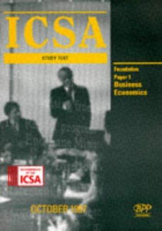 ICSA Study Text