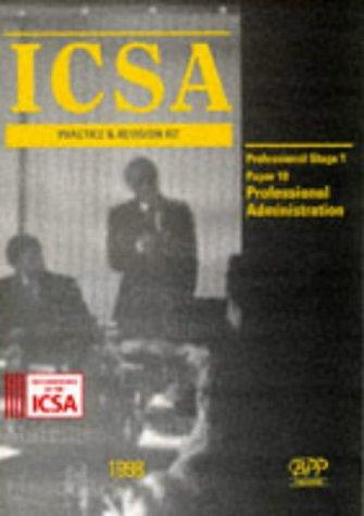ICSA Practice and Revision Kit