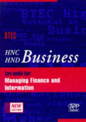 Download HNC/HND Business (HNC/HND Business Series)