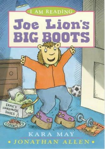 Download Joe Lion's Big Boots (I Am Reading)